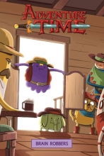 Trujillo, Josh Adventure Time 9