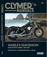 Clymer Harley-Davidson FXD/FLD Dyna Series