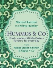 Michael Rantissi,   Kristy Frawley Hummus and Co