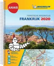 , *ATLAS MICHELIN ANWB FRANKRIJK 2020