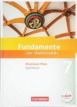 Andreae, Kathrin,   Hillers, Gerhard,   Krumm, Brigitta,   Langlotz, Hubert Fundamente der Mathematik 7. Schuljahr - Rheinland-Pfalz - Schülerbuch