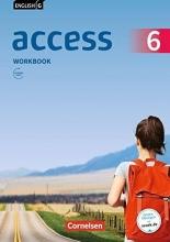 Seidl, Jennifer,   Rademacher, Jörg English G Access Band 6: 10. Schuljahr - Allgemeine Ausgabe - Workbook mit Audios online