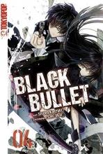 Kanzaki, Shiden Black Bullet - Novel 04