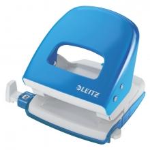 , Perforator Leitz NeXXt 5008 2-gaats 30vel lichtblauw
