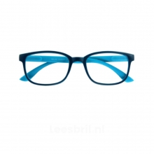 G63900 , I need you leesbril relax blauw  2.00
