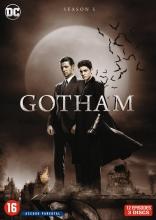 , Gotham - S5 DVD