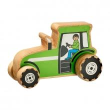 , Lanka kade houten tractor