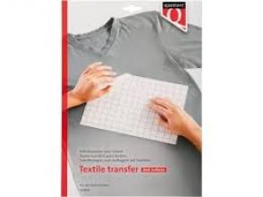, Inkjet transferpapier voor textiel Quantore donkere kleding
