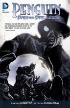 Hurwitz,,Gregg/ Kudranski,,Szymon Batman - Penguin Hc01. Pijn en Vooroordeel