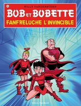 Willy  Vandersteen Bob et Bobette Bob et Bobette 320 Franfreluche l`invencible