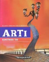 V. van Woerkom P. van der Heijden  A. Sombogaerd, Arti Kunstboek THV