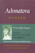 A.  Achmatova Werken (Russische Bibliotheek)