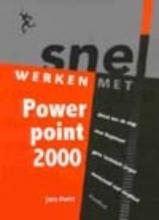Jan Pott , Snel werken met Powerpoint 2000