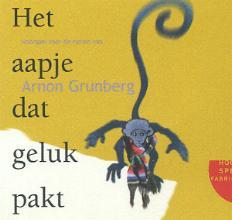 Arnon Grunberg , Het aapje dat geluk pakt