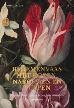 Sven Van Dorst , Bloemenvaas met rozen, narcissen en tulpen