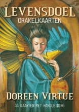 Doreen  Virtue Levensdoel orakelkaarten