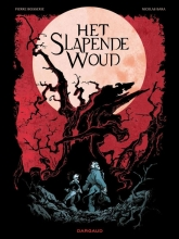 Bara,,Nicolas/ Boisserie,,Pierre Slapende Woud Hc01