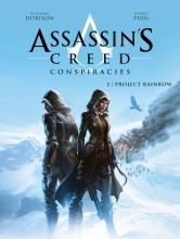 Jean-babtiste,Hostache/ Dorison,,Guillaume Assassin`s Creed Conspiracies 02