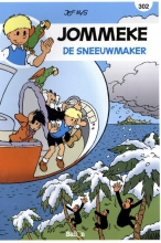 Jef Nys , De sneeuwmaker
