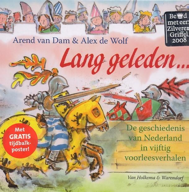 Arend van Dam,Lang geleden