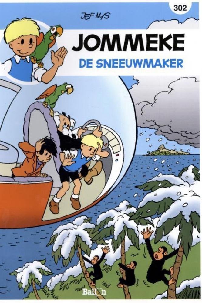 Jef Nys,De sneeuwmaker