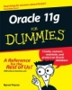Zeis, Chris, Ruel, Chris, Oracle 11g For Dummies
