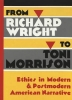 Folks, Jeffrey J., From Richard Wright to Toni Morrison