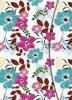,<b>Notitieboek A5 Green Journal Blanco Flowers Magnetisch</b>
