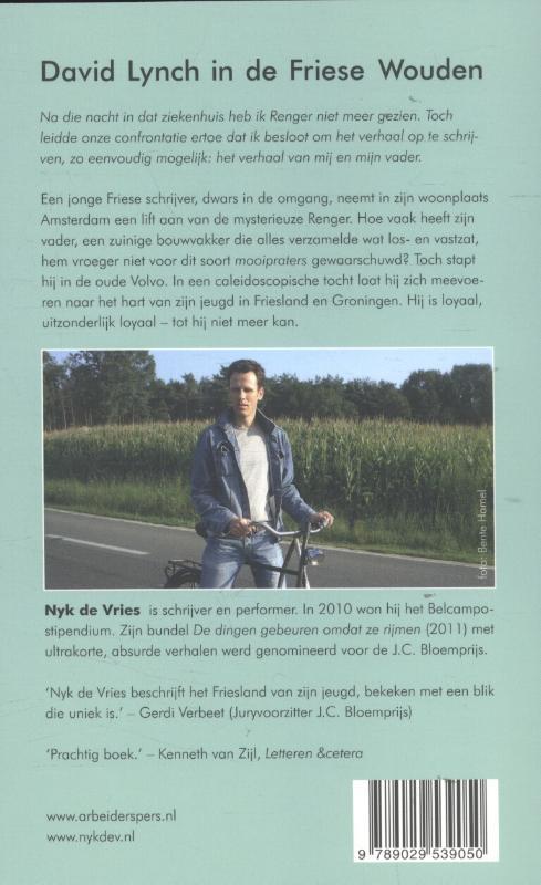 Nyk de Vries,Renger
