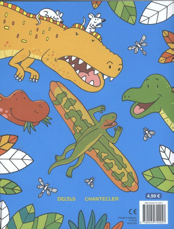 ,Dino coloring