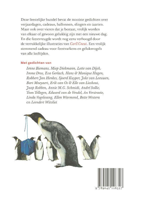 Diverse auteurs, Carll Cneut,Altijd wat te vieren