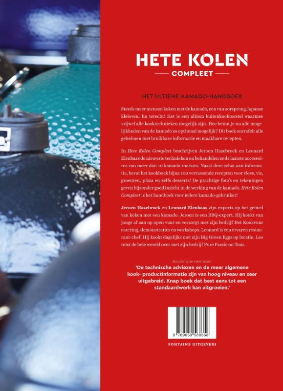 Jeroen Hazebroek, Leonard Elenbaas,Hete kolen compleet