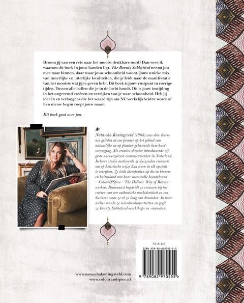 Natascha Koningsveld,The Beauty Sabbatical