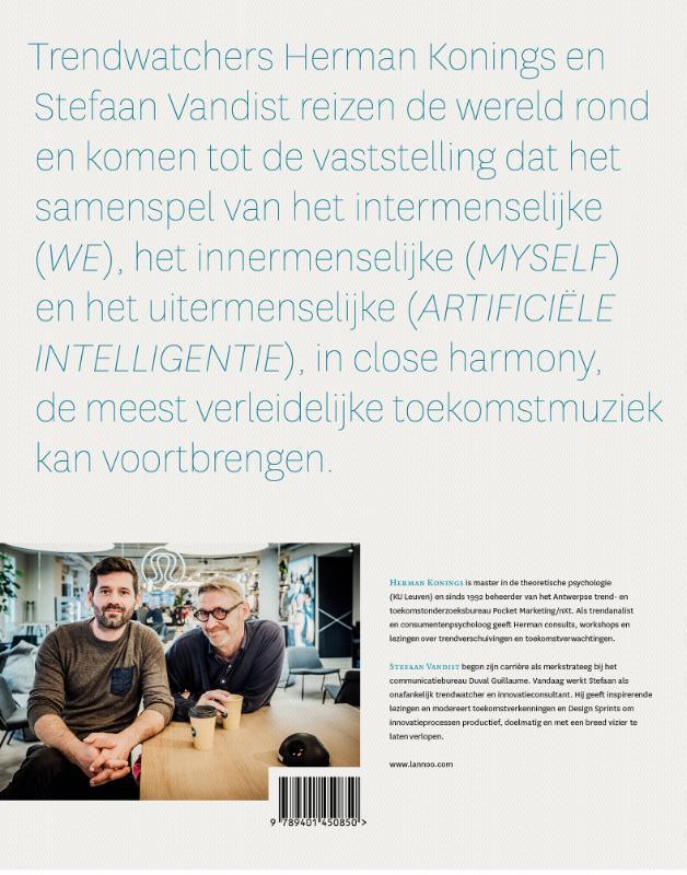Herman Konings, Stefaan Vandist,We, myself & A.I.