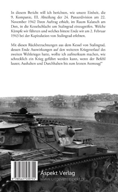 Ernst Panse,das war Stalingrad!