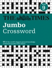 The Times Mind Games Times 2 Jumbo Crossword Book 9