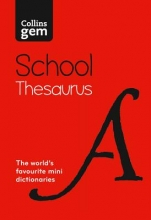 Collins Dictionaries Collins Gem School Thesaurus