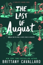 Cavallaro, Brittany The Last of August