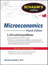 Salvatore, Dominick Schaum`s Outline of Microeconomics