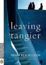 Ben Jelloun, Tahar Leaving Tangier