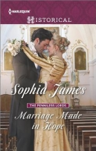 James, Sophia Marriage Made in Hope