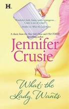 Crusie, Jennifer What the Lady Wants