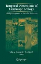 Temporal Dimensions of Landscape Ecology