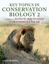 David W. MacDonald,   Professor Katherine J. Willis Key Topics in Conservation Biology 2
