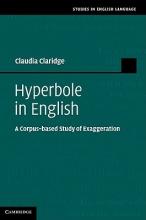 Claudia Claridge Studies in English Language