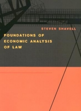 Shavell, Steven Foundations of Economic Analysis of Law