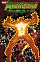 Stern, Roger Avengers the Korvac Saga