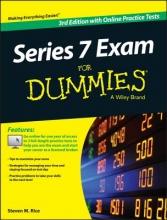 Rice, Steven M. Series 7 Exam for Dummies