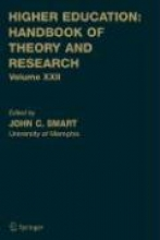 John C. Smart Higher Education: Handbook of Theory and Research