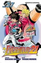 Inagaki, Riichiro Eyeshield 21, Volume 37